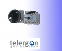 Telergon Panel Mount Changeover Switches