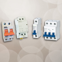 Miniature Circuit Breakers, Main Switches and Modular Contactors