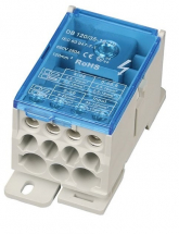 125A 1 POLE DISTRIBUTION BLOCK