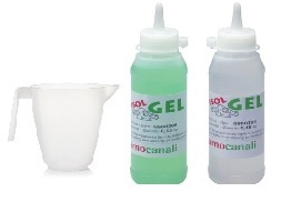 INSULATING SEALING GEL 300ML WITH MEASURING JUG & SPATULA