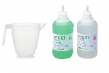 INSULATING SEALING GEL 1LTR WITH MEASURING JUG & SPATULA