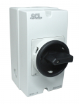 SCL 25AMP 2P ENCLOSED D...