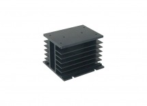 HEAT SINK FOR 1PH & 3PH SSR'S SURFACE MOUNT