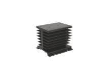 HEAT SINK FOR 3 PHASE SSR'S WITH DIN RAIL CHANNEL