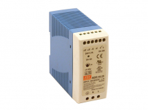 40W DIN POWER SUPPLY 24VDC