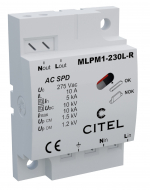 CITEL CLASS 1 SPD FOR LIGHTING Imax 10KA 230AC