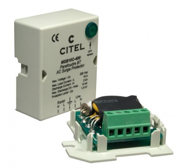 Citel Compact Hard Wired AC Surge Protection Device - CITEL ... on