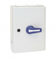 TELERGON ON-OFF SWITCH 160A 3P+N IP65 METAL ENCLOSURE
