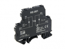 DIN OPTO RELAY 100mA 5-30VDC