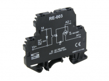 DIN OPTO RELAY 500mA 100-240AC