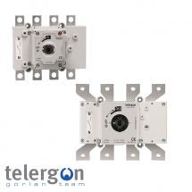 TELERGON SWITCH DISCONNECTOR S5000 400 AMP 3 POLE+N