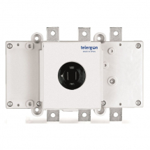 TELERGON SWITCH DISCONNECTOR S5000 500 AMP 3 POLE