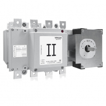 1250AMP 3P+N BY-PASS SWITCH COMPACT