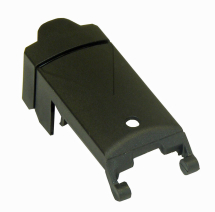 STUD TERMINAL COVER BLACK FOR ST25-ST50 STUD TERMINALS