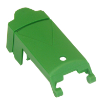 STUD TERMINAL COVER GREEN FOR ST25-ST50 STUD TERMINALS