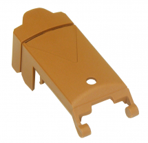 STUD TERMINAL COVER BROWN FOR ST120-ST150 (5850)