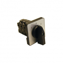25A 2P C/O CAM SWITCH 64X64
