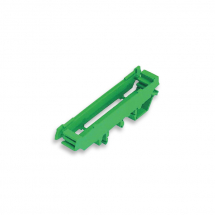 EUROCLAMP PCB PROFILE SUPPORT SINGLE MODULE L= 11 MM