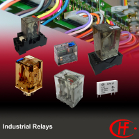 Hongfa PCB/Plug in Industrial Relays