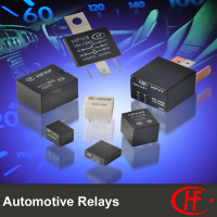 Hongfa PCB Mount Automotive Relays