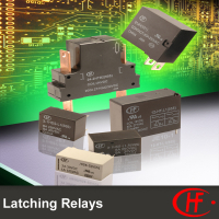 Hongfa PCB Latching Relays
