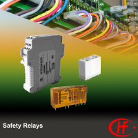Hongfa Din Rail Mount Safety Relays