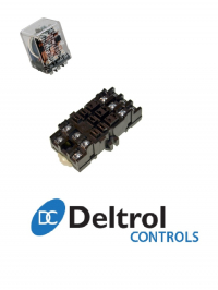 Deltrol Relay Sockets