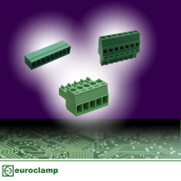 Euroclamp Plug In Terminal Blocks