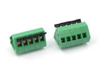 5.08mm Pitch Screwless PCB Terminals