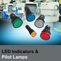 SCL LED Indicators & Pilot Lamps