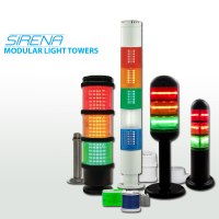 Sirena Modular Light Towers