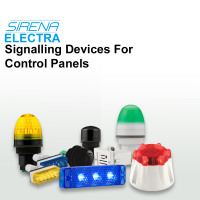 Sirena Signalling Devices For Control Panels