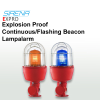 Sirena Exd Explosion Proof Continuous/Flashing Beacons