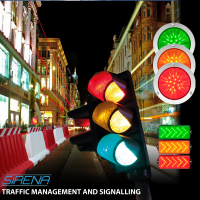 Sirena Traffic Managment Signalling Devices