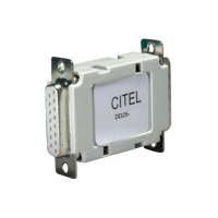 Citel D-Sub Dataline Surge Protection Devices