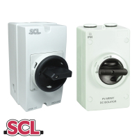 SCL Enclosed DC Isolator