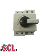 SCL Panel Mount DC Isolator