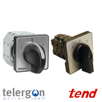 Tend and Telergon Changeover Cam Switches