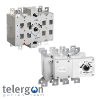 Telergon 3 Pole & Neutral Changeover Switches